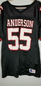 55 Jersey Anderson Red Rage
